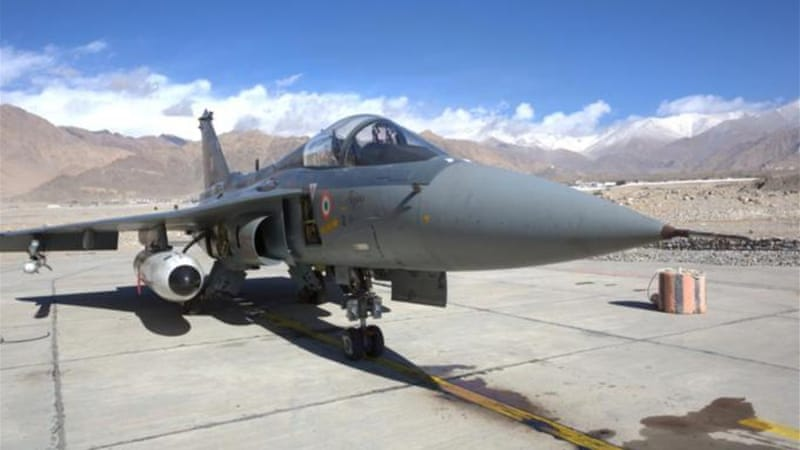 The Light Combat Aircraft will be inducted into the Indian Air Force over next one year