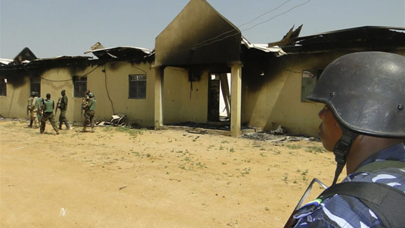 The most recent attack between Nigeria's military and Boko Haram killed 50 members of the armed group [AP]