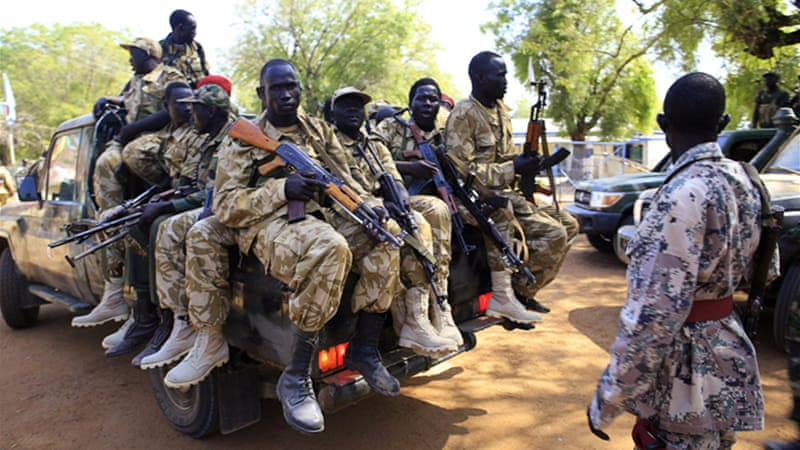 Fighting started on December 15 after President Kiir accused his former VP, Machar, of attempting a coup [Reuters]