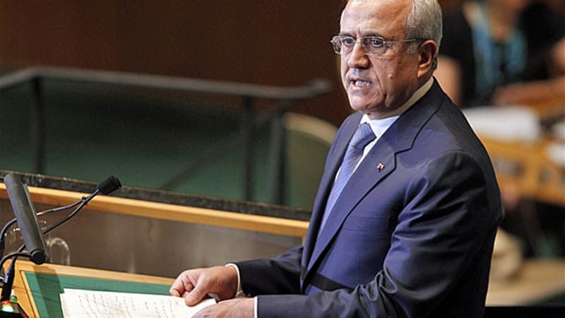 Lebanese President Sleiman announced the grant on Sunday in a televised address [AP]