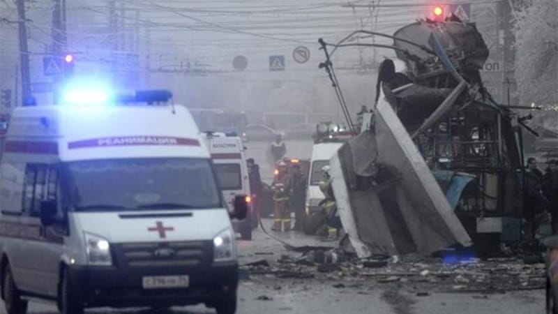 Russia has beefed up security after twin suicide bombings in Volgograd in December [File: Reuters]