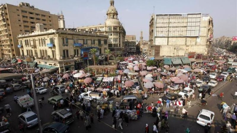 The on-going turmoil could have a devastating effect on Egypt's already fragile economy [Reuters]