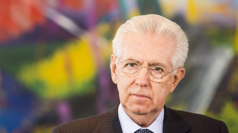 Italian PM Mario Monti said the government would deal with management issues at the company [GALLO/GETTY]