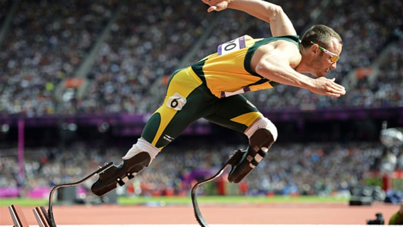 The Murder Of Reeva Steenkamp Is Particularly Tragic Because Oscar Pistorius Success And Achievements