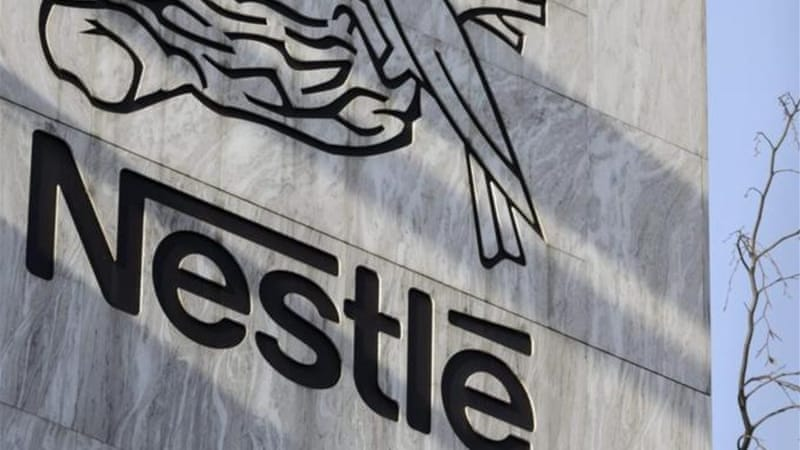 Swiss-based Nestle said its tests had found more than 1 percent horse DNA in two products [EPA]