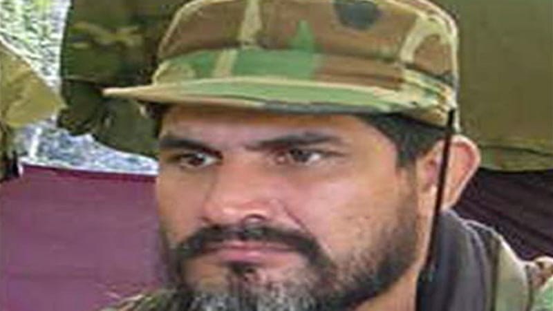 Arango was FARC's commander in a northwestern area straddling Cordoba and Antioquia provinces [EPA]