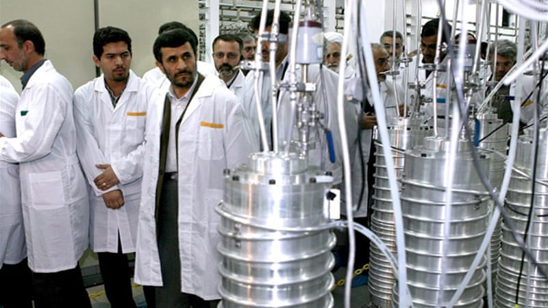 Western powers accuse Iran of developing a covert nuclear weapons programme [EPA]