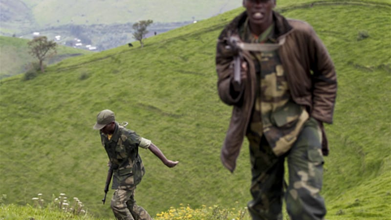 Head of the UN mission in Congo says despite the 'pause' in M23 offensives they continue to organise [EPA]