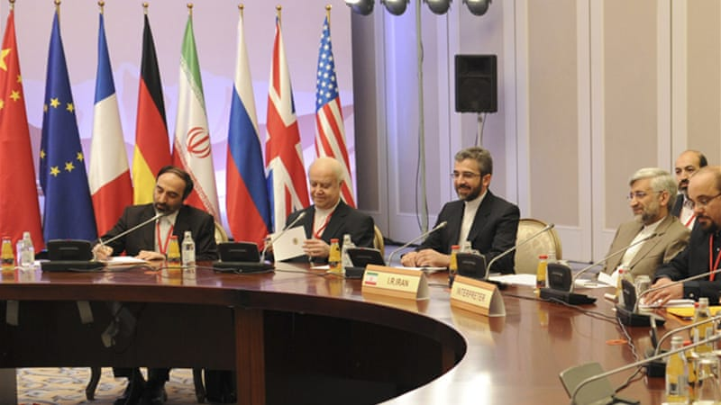 Western powers hint at Iran sanctions relief