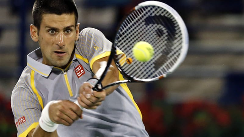 Djokovic extended his unbeaten run in 2013 to 11 matches with an easy victory over Italy's Andreas Seppi 6-0, 6-3 [Reuters]