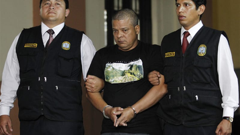 Fuentes has been identified as head of the Urabenos criminal gang in Colombia's Bajo Cauca region [AFP]