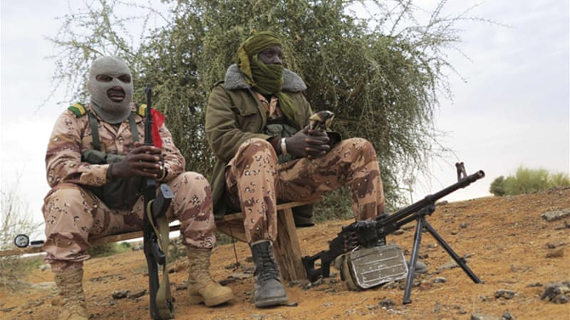 French and Malian troops retook the major Saharan trading town of Gao on January 27 [Reuters]