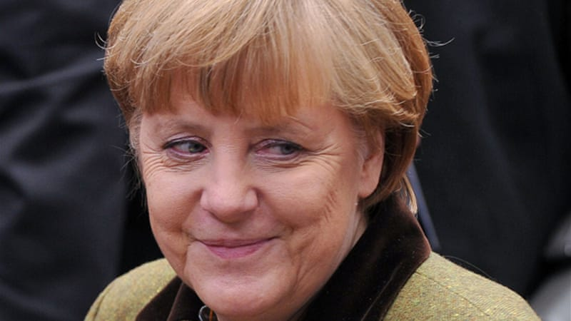 German Chancellor Merkel said on Thursday that it was still unclear if an agreement would be reached [Reuters]