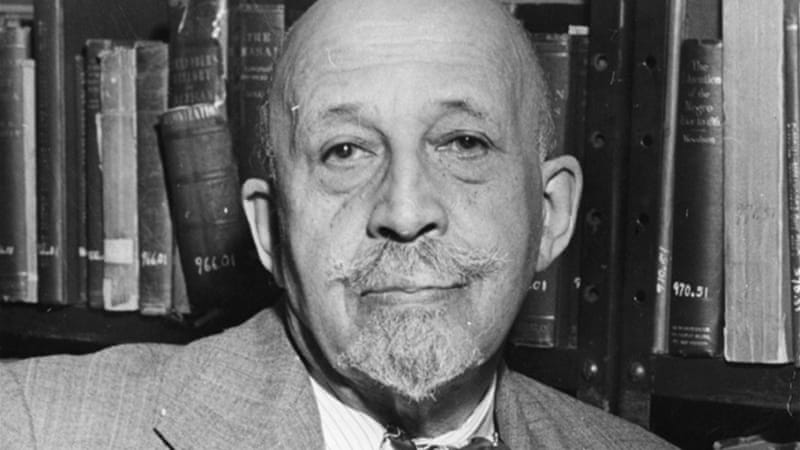 In the last decade, nearly one thousand books, theses and dissertations have taken up WEB Du Bois in one way or another, complementing the scores of new editions of his own now-canonical writings [Getty]