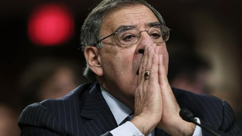 Panetta said insisted there had been no signs of or specific intelligence about an imminent attack [AFP]