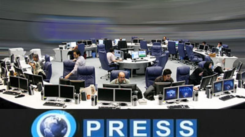 Iran's Press TV taken off air in N America