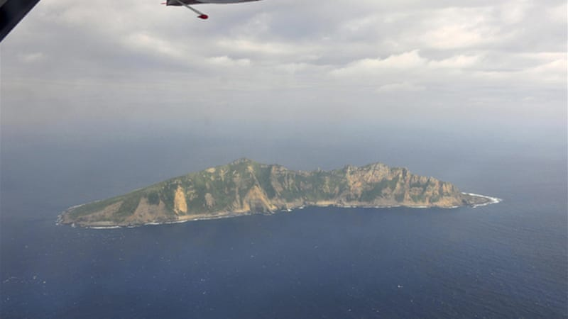 Relations have soured over Japanese-controlled islands known to Tokyo as Senkaku and to Beijing as Diaoyu [Reuters]