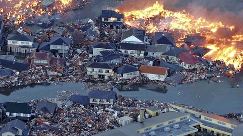 2018 the tsunami Effects asian of