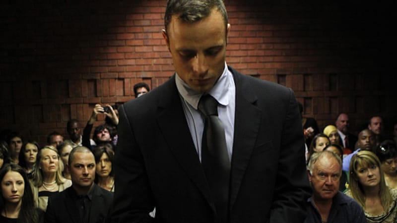 Pistorius contesting the conditions of his release on bail ahead of his court date in June [Reuters]