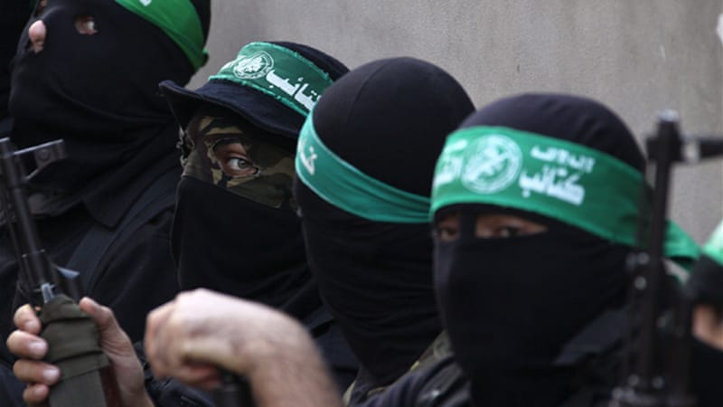 Qassam Brigade claimed responsibility for killing several people in Gaza accused of collaborating with Israel [EPA]