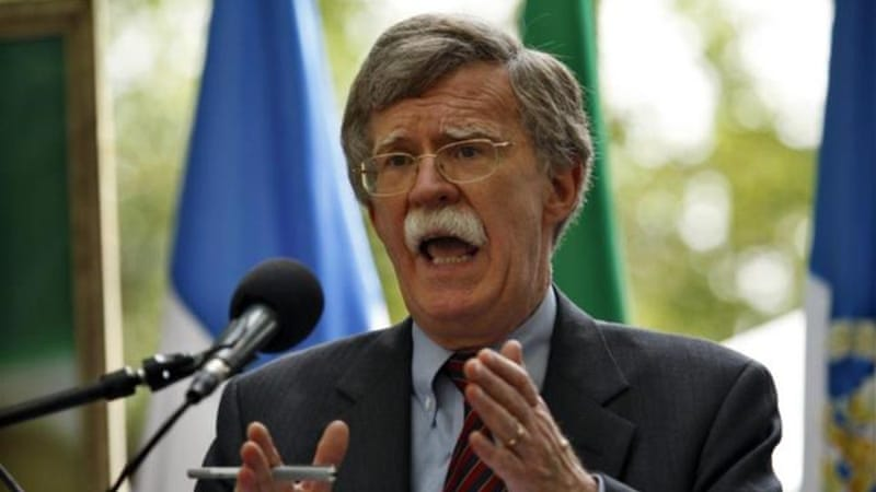 """[I]n any event, the issue was never about making life better for Iraqis, but about ensuring a safer world for America and its allies,"" according to Former UN Ambassador John Bolton [Reuters]"