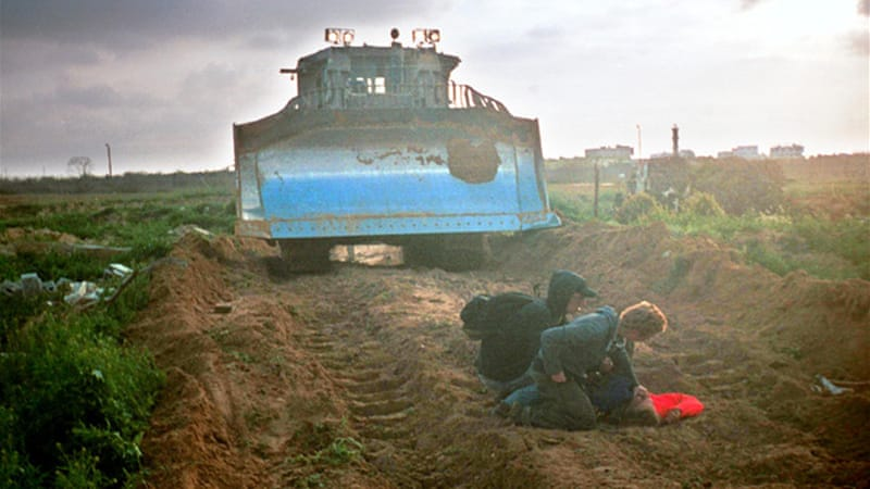 Honouring Rachel Corrie, 10 years on