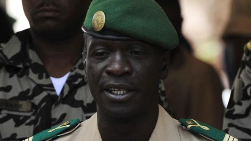 When Captain Amadou Sanogo orchestrated the coup in March in Mali, President Amadou Toumani Toure had lost most of his support, in a context of degrading governance [AFP]