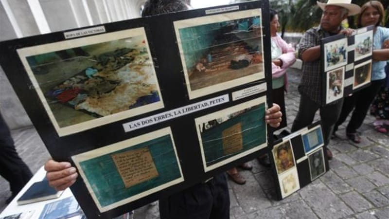 Guatemala ready for genocide trial