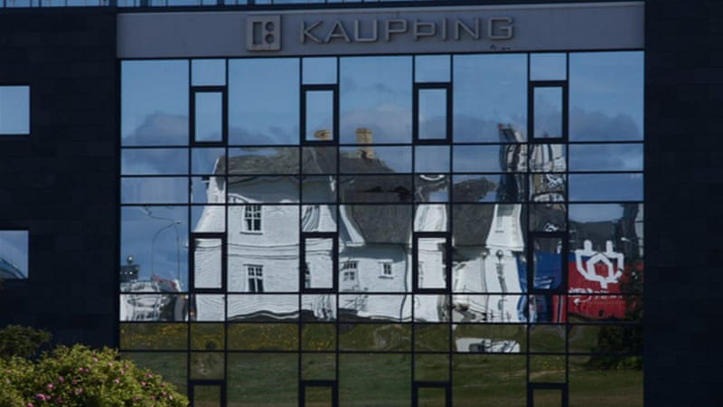 Kaupthing was one of the three banks in Iceland that collapsed in October of 2008 [Henry Rose/Solutions Journal]