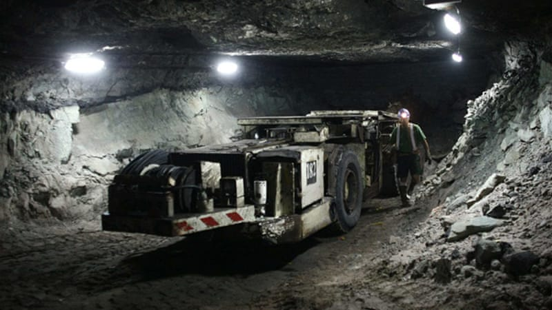 Poland has large numbers of mines, mostly in the heavily industrialised Silesia region [Reuters]