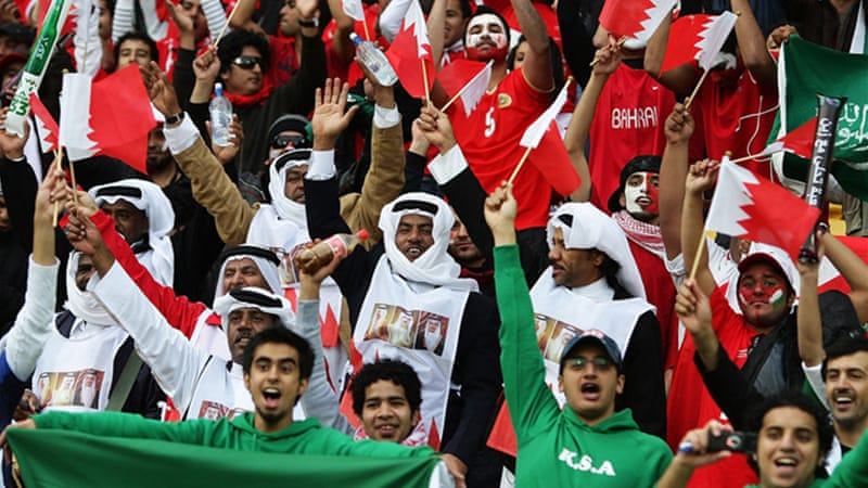 Political unity is needed in Bahrain to boost the struggling national football team [GETTY]