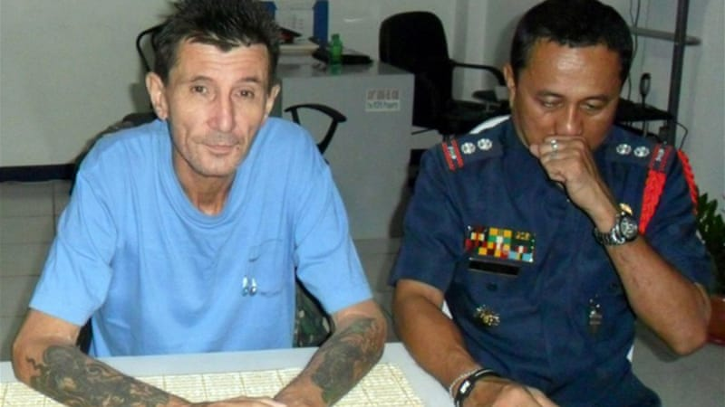 Philippine officials said a ransom was paid for Rodwel's release [AFP]