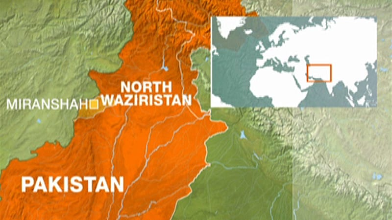 Thousands of people have fled Waziristan because of the aerial bombing campaign [Al Jazeera]