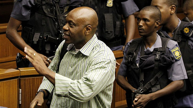 Henry Okah has denied any involvement, claiming the charges against him were politically motivated [Reuters]