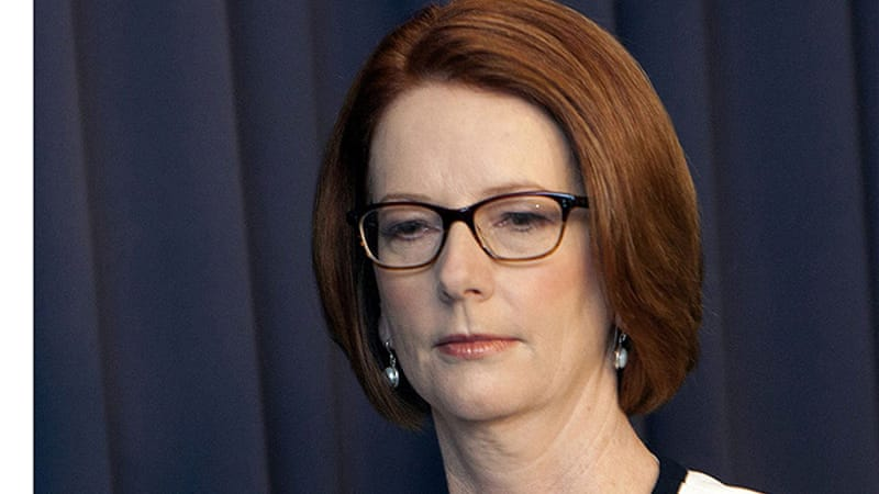 Julia Gillard announced the commission in November in the face of a string of sexual abuse accusations  [Reuters]