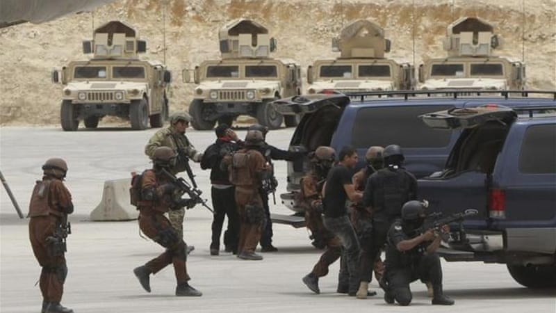 The tip of the spear: US Special Operations Forces   US & Canada