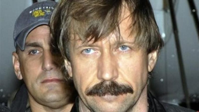 Viktor Bout - the Merchant of Death - was convicted on terrorism charges in the Southern District of New York, including conspiring to kill Americans and provide material support to terrorists [AP]