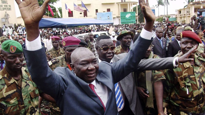 Since taking power transitional President Michel Djotodia has failed to control ex-rebel fighters [Reuters]