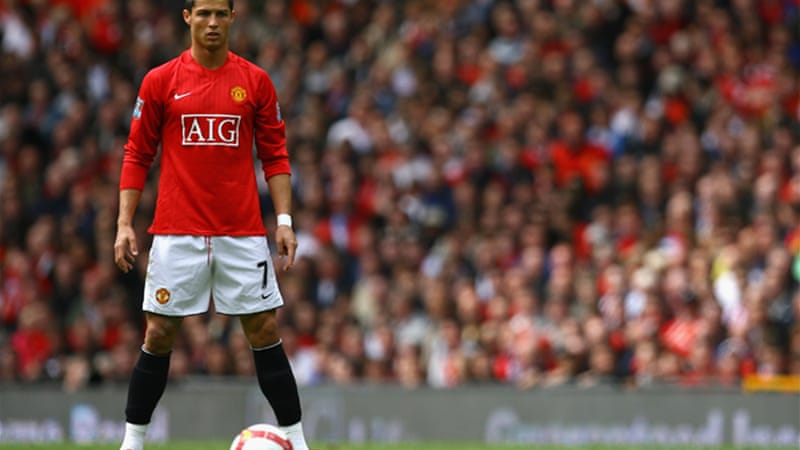 The match will mark the first return to Old Trafford for Cristiano Ronaldo since his record-high transfer to Madrid in 2009 for a then $131 million [GALLO/GETTY]