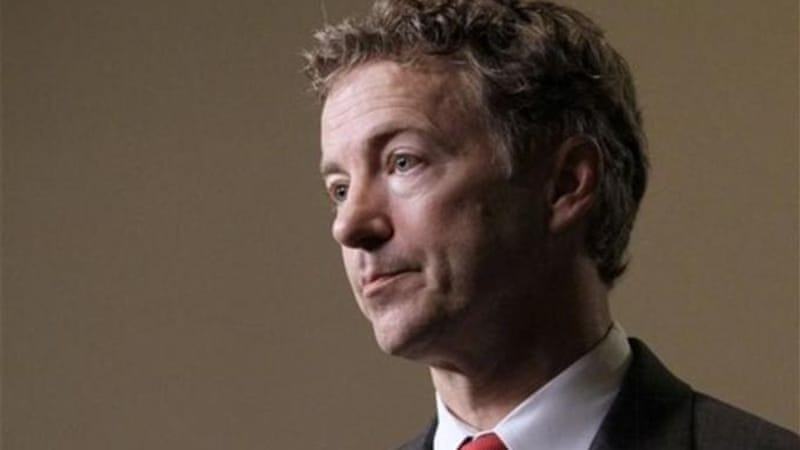 The statements were made in a letter to Republican Senator Rand Paul [AP]