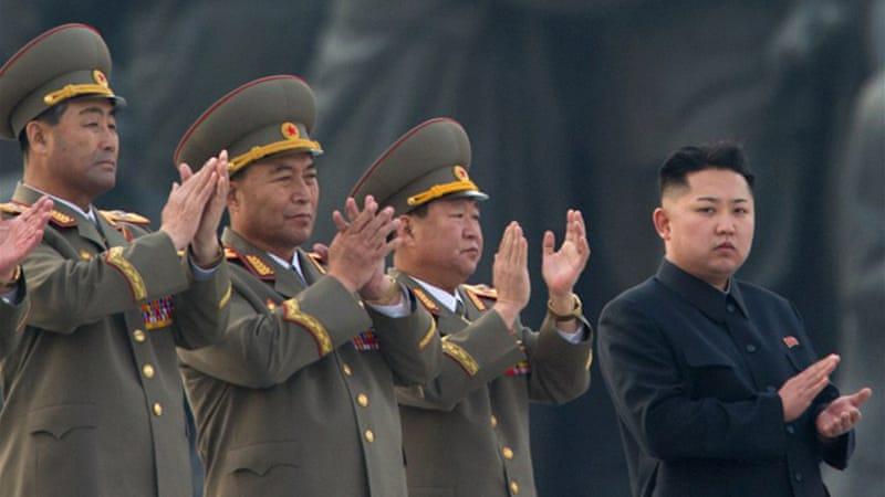 The report could deepen concerns that North Korea's leadership is expanding its programme [Reuters]