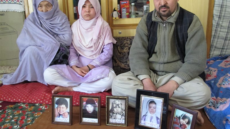 The Hazaras have rarely been targeted because of their ethnicity [File]