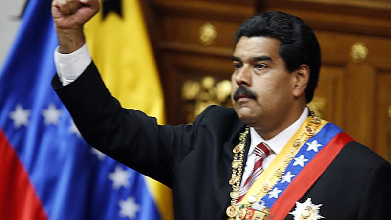 Maduro said foreign scientists would be invited to join a government commission to probe the accusation [Reuters]