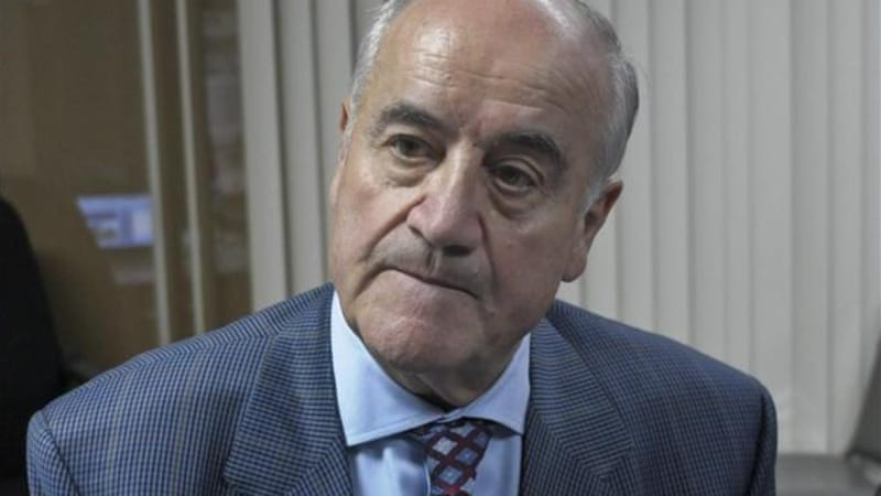 Julian Fantino's career before politics took him to the top of three police forces that played essential roles in the imposition of neoliberal economic policies in Canada [Reuters]