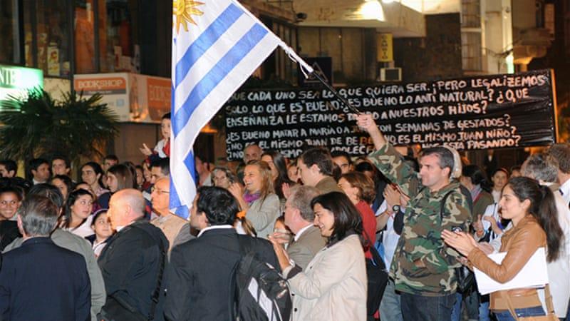 Ser Gay En Uruguay