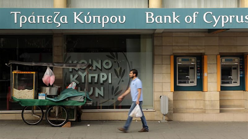 Cyprus seeks to 'front load' EU bailout funds