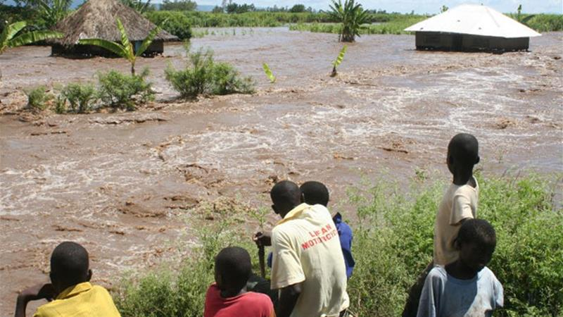 Rwanda landslides: At least 18 killed after heavy downpour