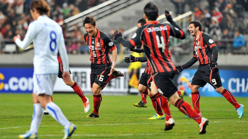 In Group E FC Seoul stayed undefeated with a 2-1 win over Japan's visiting Vegalta Sendai [AFP]