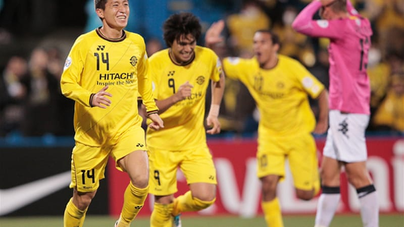 Only Kashiwa Reysol are likely to move to the knockout stages of the Asian Champions League, with Sanfrecce Hiroshima, Vegalta Sendai and Urawa Reds all having work to do [GALLO/GETTY]