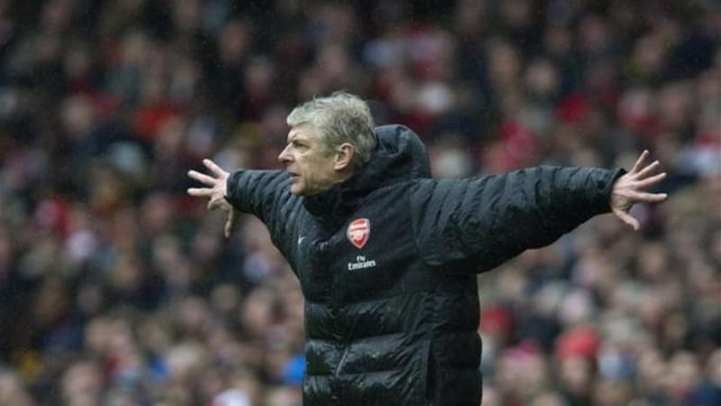 Can it continue? Wenger has kept Arsenal in the Champions League for last 15 seasons [AP]